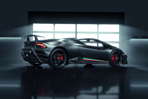 Vorsteiner Lamborghini Huracan Performante Spyder Vicenzo Edizione 10k Wallpaper