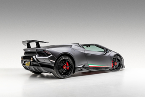 Vorsteiner Lamborghini Huracan Performante Spyder Vicenzo Edizione 2019 New 5k Wallpaper