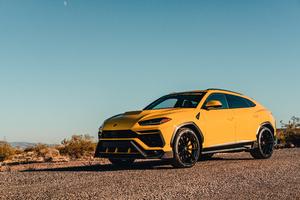 Vorsteiner Lamborghini Urus 2019 Wallpaper