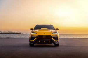 Vorsteiner Lamborghini Urus 2020 5k Wallpaper