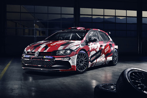 Vw Polo Gti R5 Wallpaper