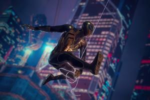 Wakandan Armor Spider Man