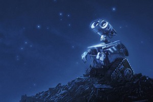 Wall E 2020 4k Wallpaper