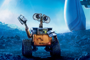 Wall E 5k Wallpaper