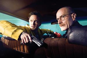 Walter White And Jesse Pinkman Breaking Bad 4k
