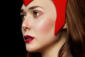 Wanda Vision 3d Print Art