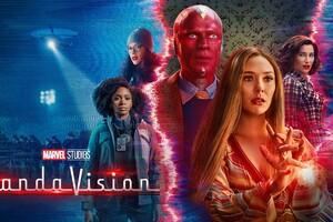 Wanda Vision Poster 4k 2021