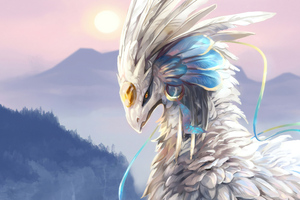 Wandering Soul Bird