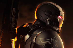 War Machine 2020 Coming Wallpaper