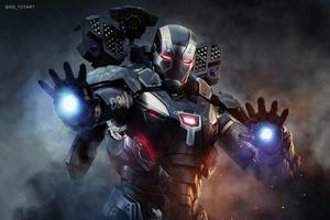 War Machine 4k 2019 Wallpaper