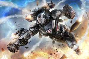 War Machine Artnew
