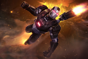War Machine Marvel Contest Of Champions