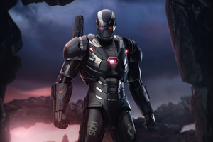 War Machine New 4k 2020