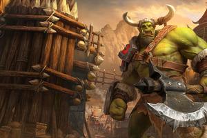 Warcraft III 4k Wallpaper