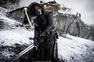 Warden Of The North Jon Snow