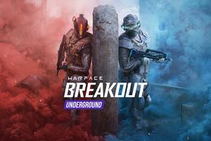 Warface Breakout Underground Wallpaper