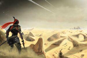 Warframe Mesa In Desert