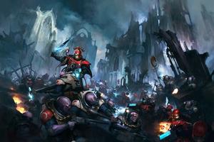 Warhammer 40000 8k