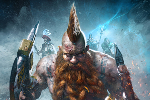 Warhammer Chaosbane 2019 Wallpaper