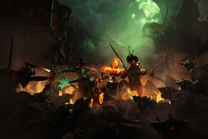 Warhammer End Times Wallpaper