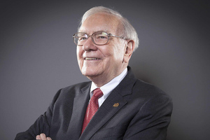 Warren Buffett Wallpaper