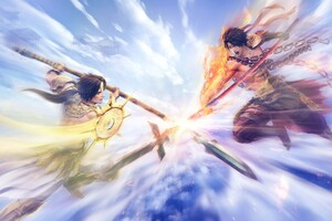 Warriors Orochi 4 5k