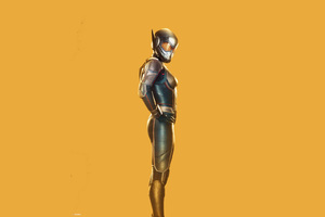 Wasp Marvel 10 Year Anniversary