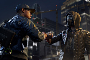 Watch Dogs 2 4k HD
