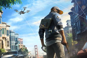 Watch Dogs 2 4k