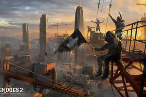 Watch Dogs 2 Concept Art
