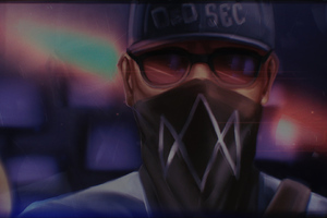Watch Dogs 2 Fan Art