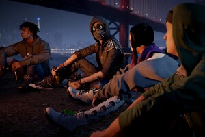 Watch Dogs 2 Golden Gate