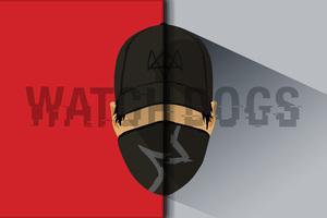 Watch Dogs 2 Minimalism Artwork 8k