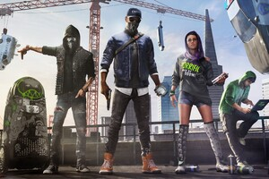 Watch Dogs 2 Original 4k Wallpaper