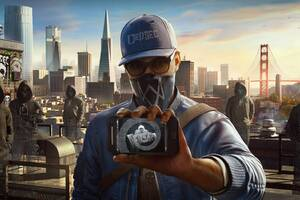 Watch Dogs 2 PS4 Pro