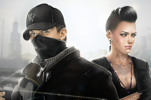 Watch Dogs Arts