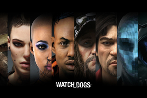 Watch Dogs Banner Wallpaper