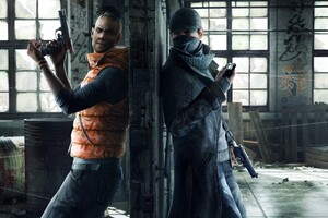 Watch Dogs Game HD Wallpaper