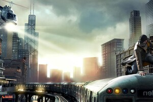 Watch Dogs HD Game Wallpaper