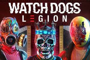 Watch Dogs Legion 2020 5k