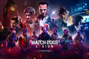 Watch Dogs Legion 4k 2020