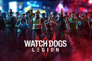 Watch Dogs Legion 4k Wallpaper