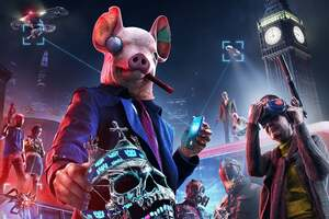 Watch Dogs Legion 8k 2019