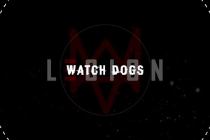 Watch Dogs Legion Logo 5k