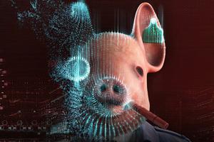 Watchdogs Crypto Pig 4k