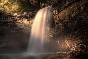 Waterfall 2 Wallpaper