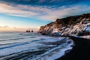 Waves At The Coast
