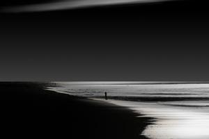Waves Of Silence 4k Wallpaper