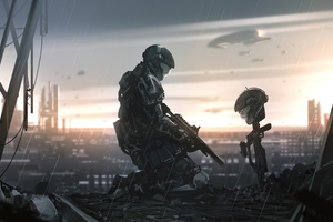 We Are Odst 4k