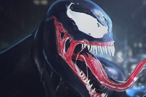 We Are Venom Art